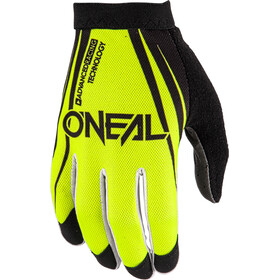 ONeal AMX Gloves BLOCKER black/neon yellow